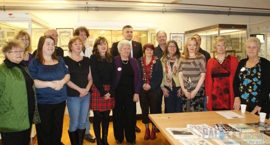 Weaving Musical Threads at the Paisley Mill Museum