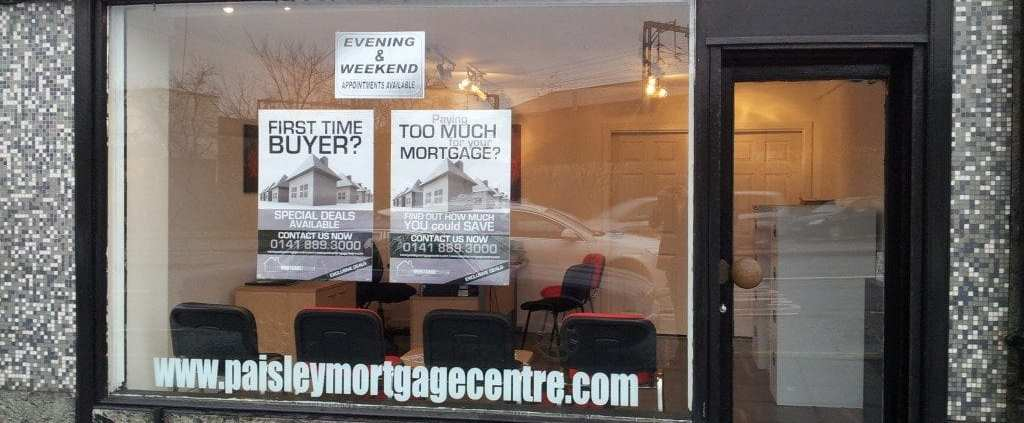 paisley mortgage centre