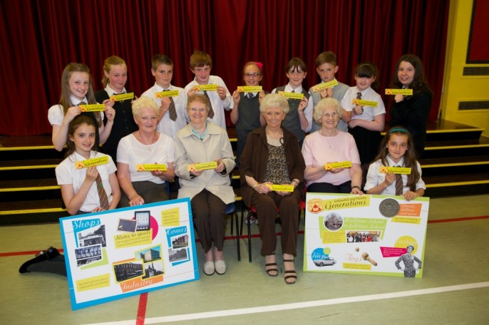 Gallowhill residents and school pupils team up for history project