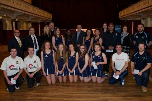 Renfrewshire's leading clubs and groups benefiting from the fund