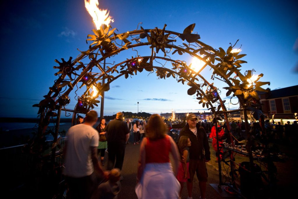 The Fire Garden, created by Walk the Plank. Image Jon Pountney (3)