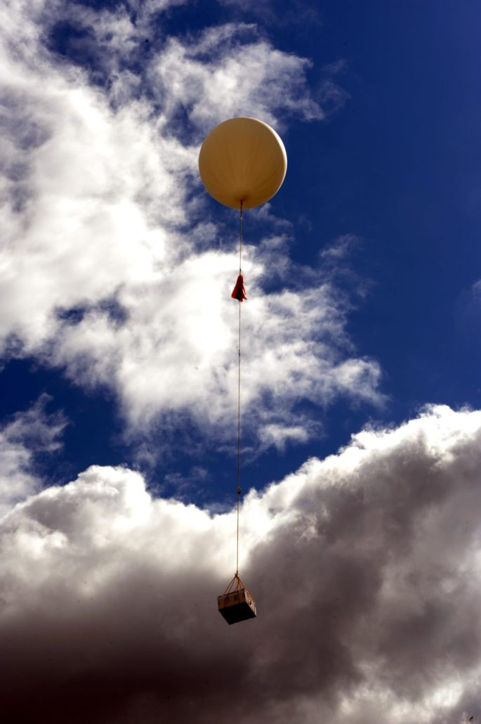 Weather Balloon 14