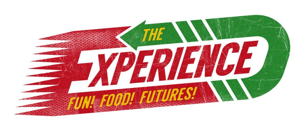 the experience logo