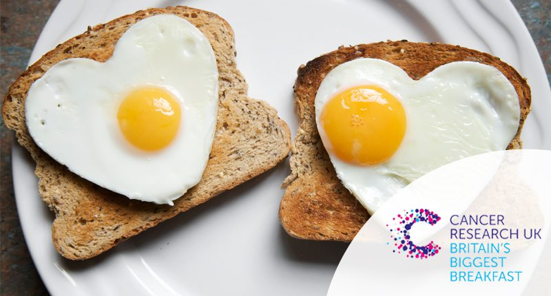 Cancer Research UK Britain's Biggest Breakfast