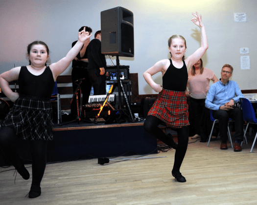 Fairtrade Ceilidh 22