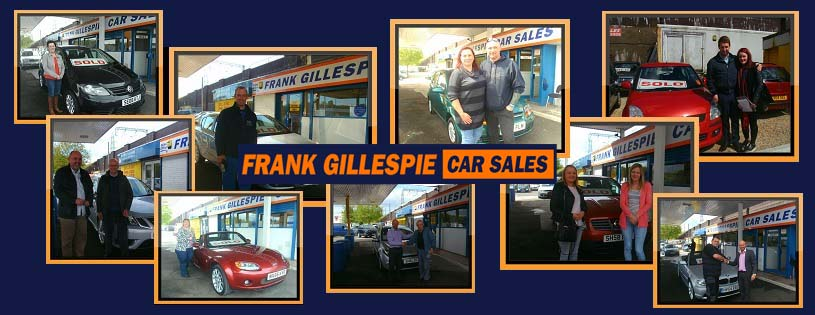 gillespie cars