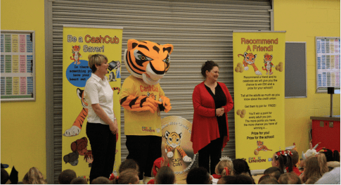 Glencoats Cash Cub Launch