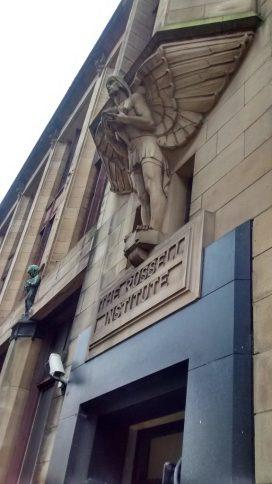 Russell Institute exterior