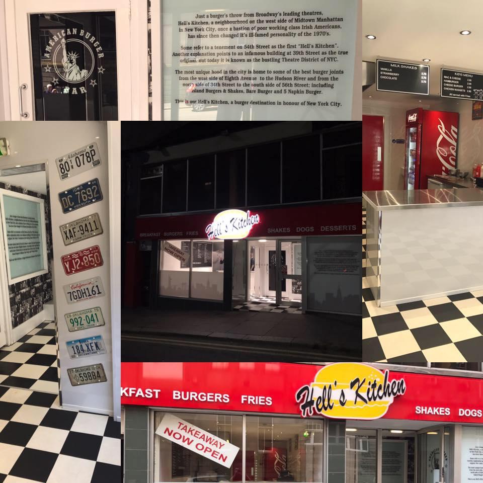 Hell S Kitchen Paisley Is Now Open On Sundays Paisley Scotland