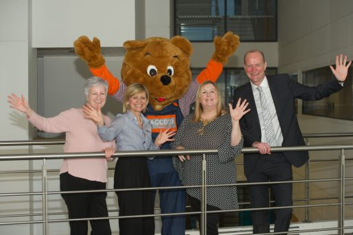 Renfrew Council Provosts Charities MND, Accord Hospice and St Vincents Hospice16.1.18
