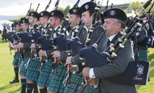 British Pipe Band Championships 2017