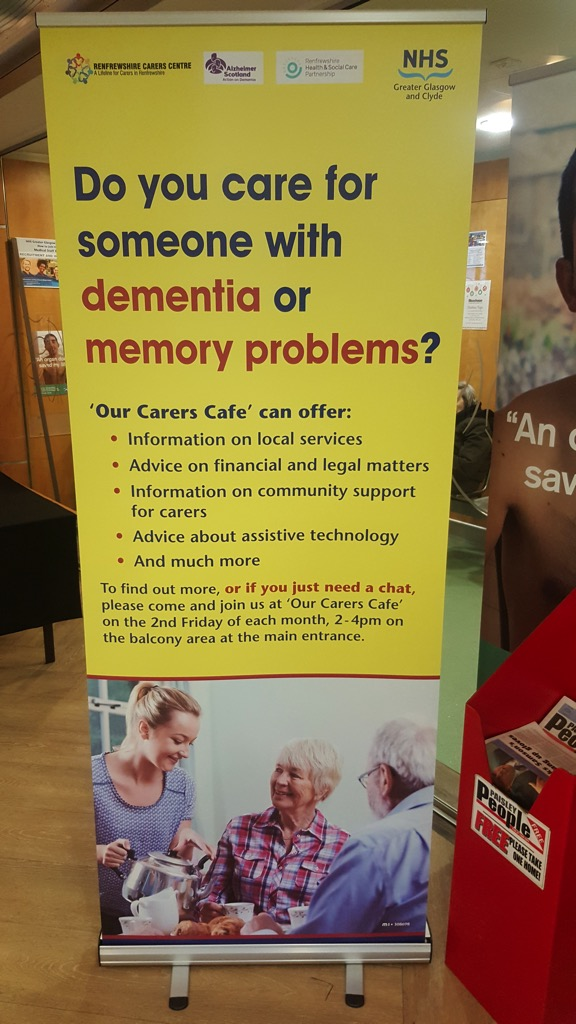 Dementia Carers Cafe