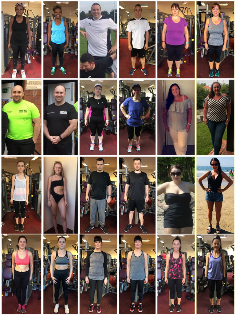 abbey mill unlimited personal training