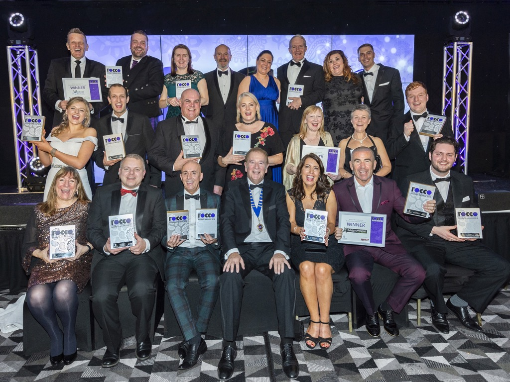 Record Success at Rocco Awards 2018