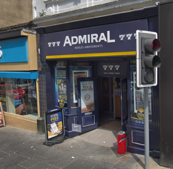 Admiral Casino Just The Best Land Casino In Paisley Paisley