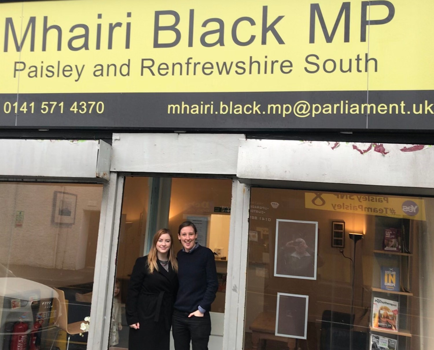 mhairi black toy bank