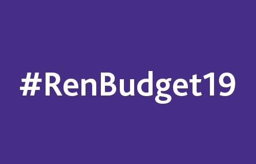 Renfrewshire Council Budget 2019-20
