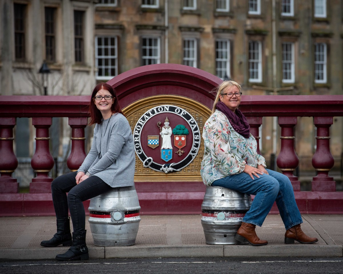 Come and enjoy the Renfrewshire CAMRA Beer Tent at Paisley Food and Drink Festival 2019