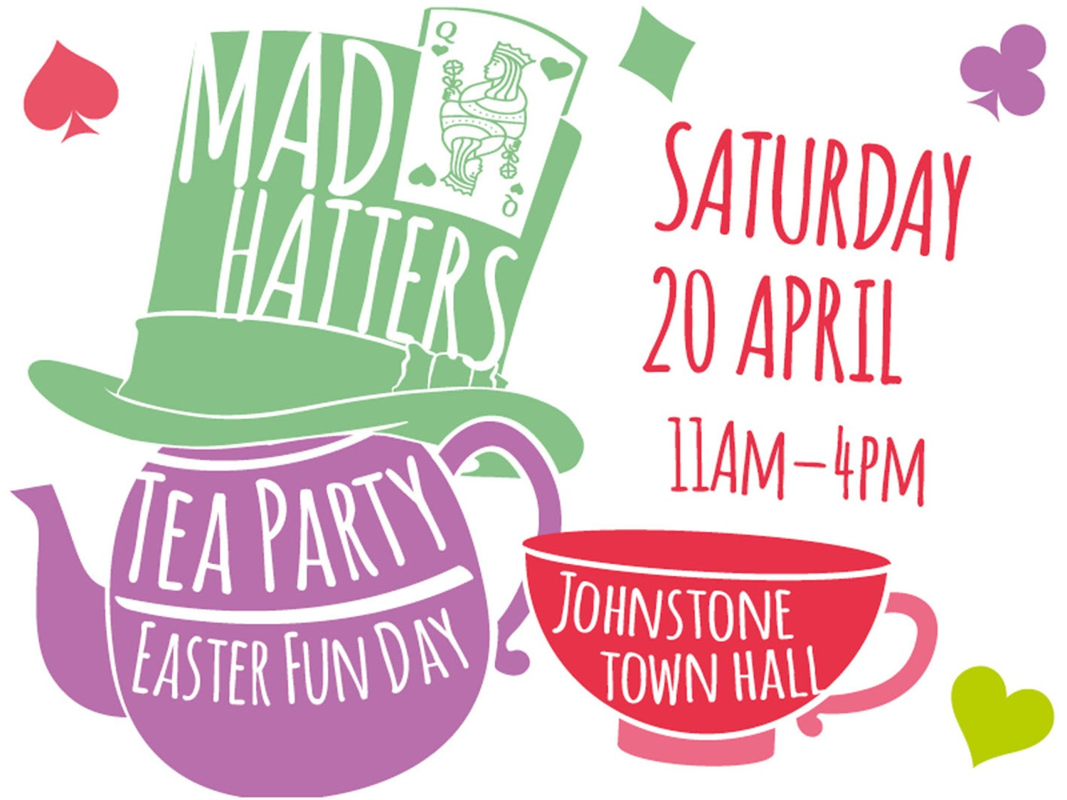 mad hatters easter