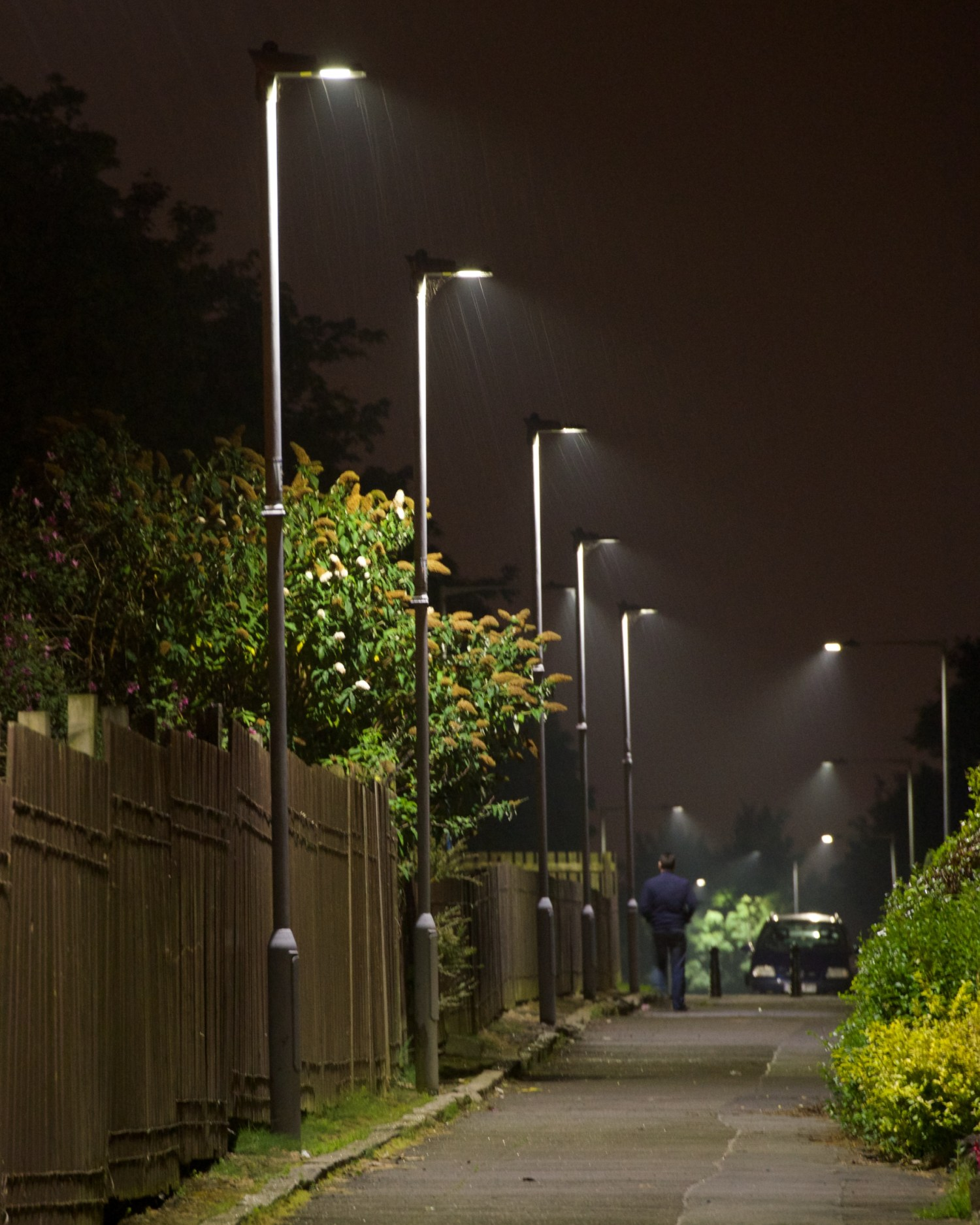renfrewshire led lights