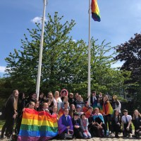 A Rainbow for Renfrewshire