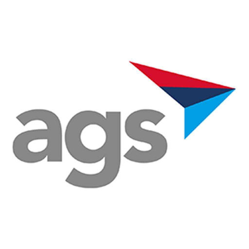ags airports logo