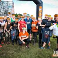 Iconic Fitness at Tough Mudder