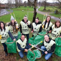 Ferguslie young people will transform their local park thanks to £50,000 investment