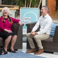 Chatty Chairs at intu Braehead aims to beat loneliness