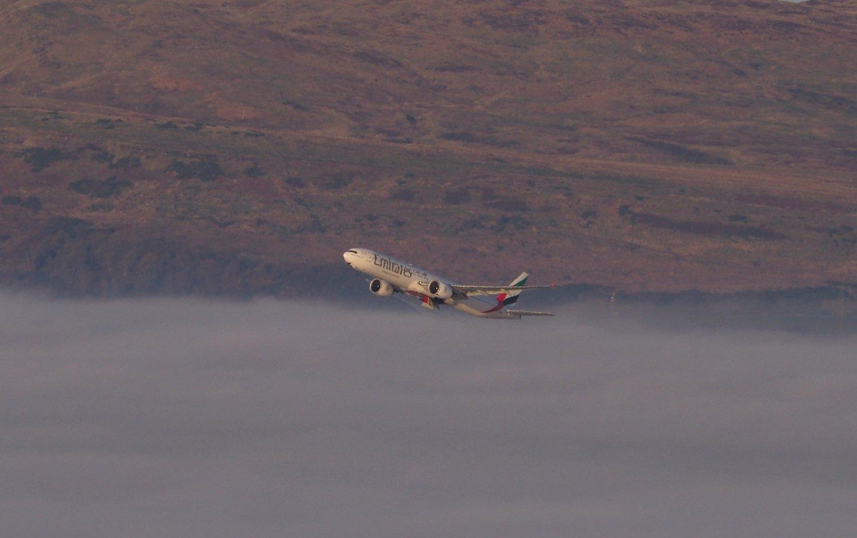 plane mist