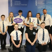 Young people develop mental wellbeing app with award-winning charity