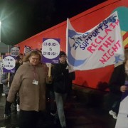 Reclaim the Night march1