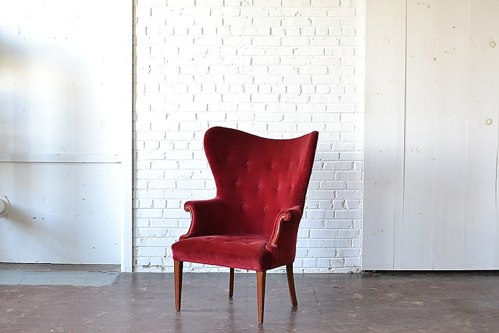 chair cover rentals dc recliner protectors holiday save a special seat for santa paisley jade vintage upholstered seating perfect as props your party available rent by