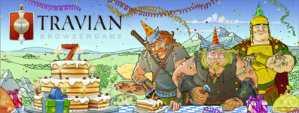 Travian 7th year aniversary