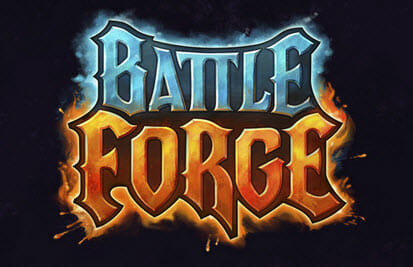 battleforge logo