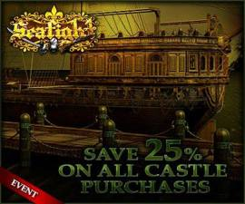 seafight castle bonus