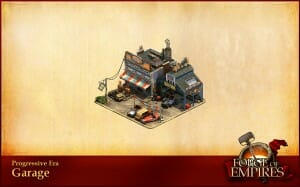 forge of empires garage