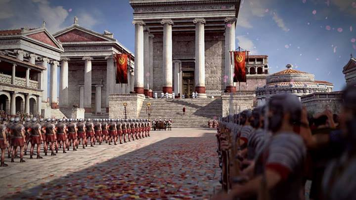 total war rome 2 tv ad