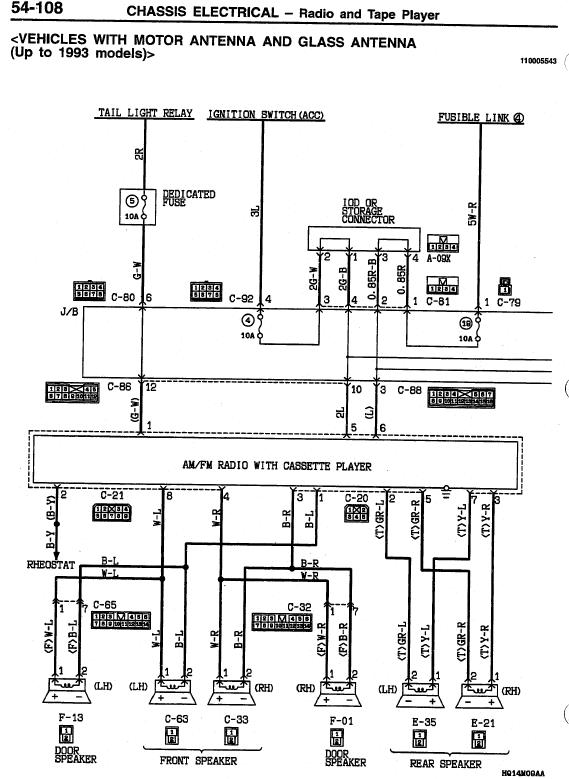 Wiring Diagram For A 1994 Ford F150 Wiring Diagram For A