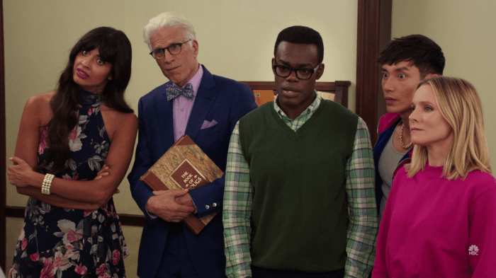 Image result for soul squad the good place