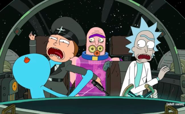 Rick And Morty Season 4 Trailer Reveals Taika Waititi