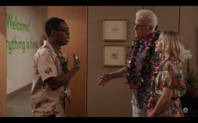 "The Good Place s04e03 Chillaxing thumb 700xauto 217399 - The Good Place (S04E03) ""Chapter 42: Chillaxing"""