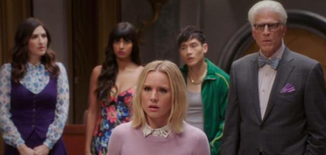 "The Good Place The Funeral To End All Funerals thumb 700xauto 218814 - The Good Place (S04E08) ""Chapter 47: The Funeral to End All Funerals"""
