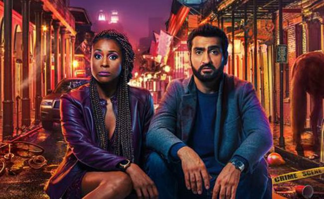 Issa Rae And Kumail Nanjiani Are Hot Funny And Solving