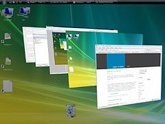 OS Vista, 600MB ram nanic