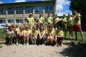 Brigáda Borinka 2012 - Naše mesto - skoro všetci