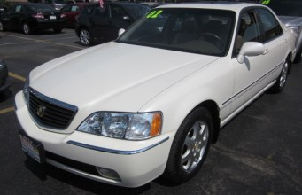 2002 Acura RL for sale