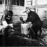 Teravilja säilituse päev Pajumäe talus