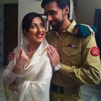 Pakistani Tv actress Yamina Peerzada