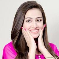 Sana Javed beautiful woman
